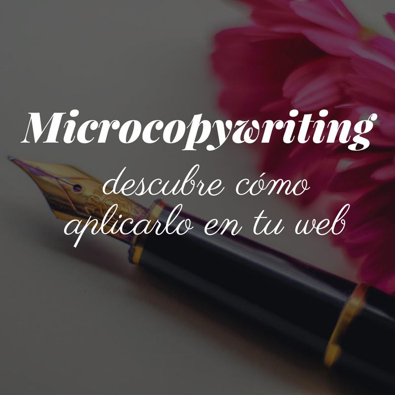 microcopywriting