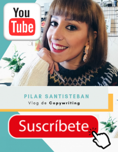 pilar santisteban youtube copywriting